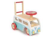 Push/scoot-along 'VW bus'