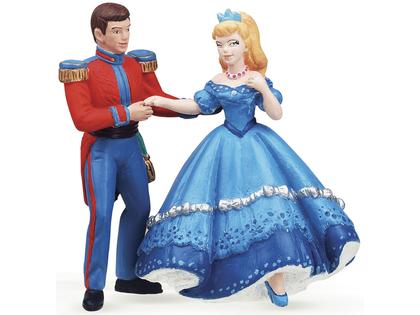Prinsessa Dansande (blå)