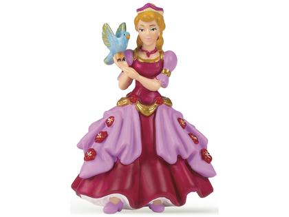 Prinsessa med Fågel (rosa)