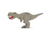 Dino Tyrannosaurus rex in wood