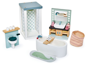 Doll furniture 'Bathroom'