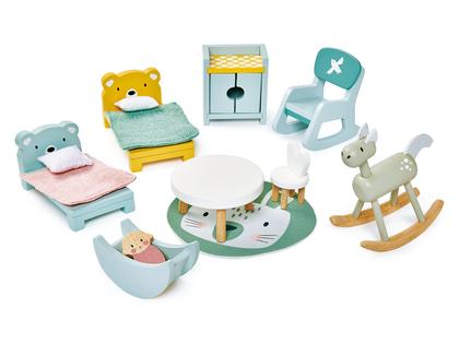 Doll furniture 'Kids room'