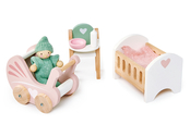 Doll furniture 'Nursery'