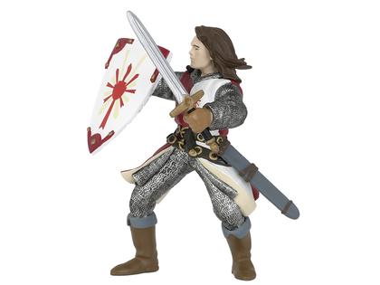 Riddare Lancelot (röd)