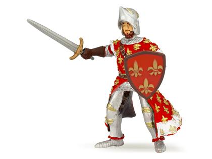 Prins Philip (röd)
