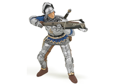Knight with Crossbow (blue)
