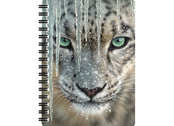Notebook 3D Blue ice large
