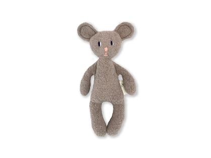 Krabat ECO mouse Umi rattle