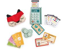 Kreditkort-maskin