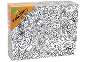 Pussel 'Keith Haring' 500 bitar