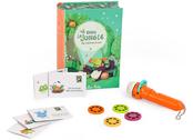 Ficklampa med berättelser 'Dans la Jungle'