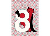 Card gift 8 'Bertman'
