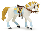 Horse for trendy rider (blue)
