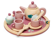 Tea tray set
