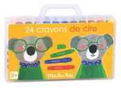 Wax crayons 'Popipop'