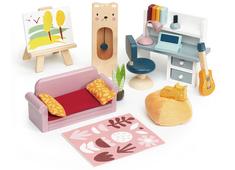 Doll furniture 'Teenage room'