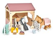 Doll house pets 'Horses'