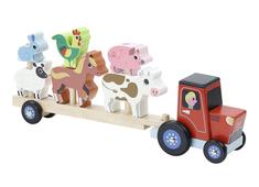 Stacker 'Tractor' Ingela P Arrhenius