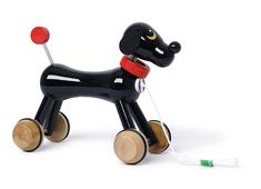 Pull Toy Dog Elysée