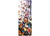 Bokmärke 3D Fjärilar i Skogen