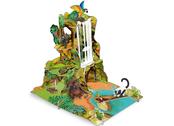 Jungle landscape model kit