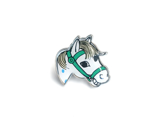 Pin 'Pippi's horse'