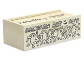 Game domino 'Keith Haring'