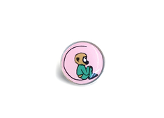 Pin 'Mr Nilsson'