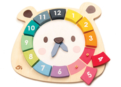 Learn the clock 'Bear'