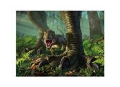Kort 3D Liten rex