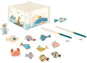 Fishing game 'Le Voyage d'Olga'