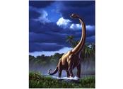 Kort 3D Brachiosaurus