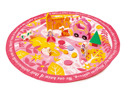 Play mat 'Fairytale' with accessories