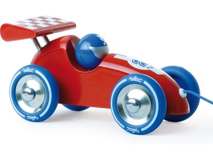 Dragbil 'Rally' röd