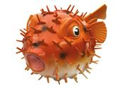 Bath squirts Puffer fish