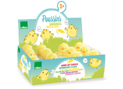 Windup chick display (12pcs)