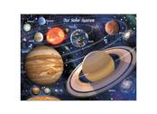 Card 3D Our solar system