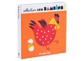 Puzzle 'Les Bambins' four animals
