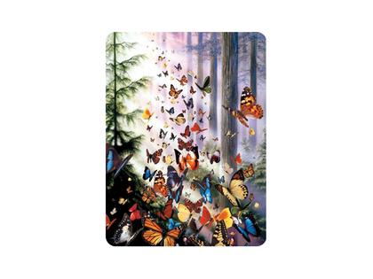 Magnet 3D Butterfly woods
