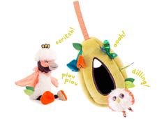 Activity toy 'Dans la Jungle'