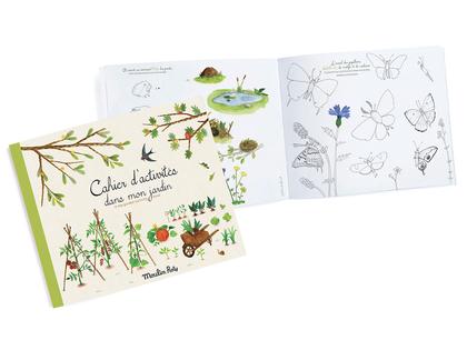 Activity book 'Le Jardin'