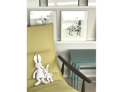 Krabat ECO rabbit Pim rattle
