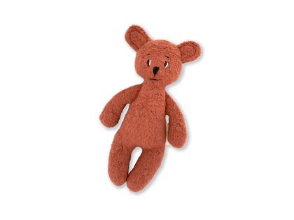 Krabat EKO teddy Little Bo rattle