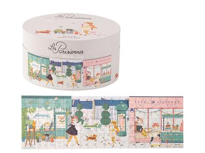 Pussel 'Les Parisiennes' Parisgata
