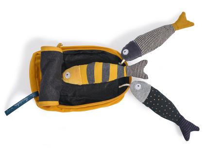 Activity sardines 'Les Moustaches'