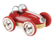 Car 'Roadster' red