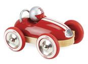 Bil 'Roadster' röd