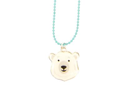 Halsband 'Isbjörn'