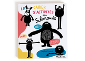 Activity book 'Les Schmouks' french