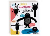 Pysselbok 'Les Schmouks' franska